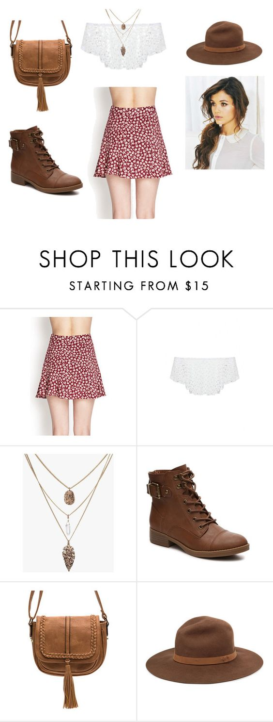 """boho chic style"" by fabioyany on Polyvore featuring moda, Forever 21 y rag & bone"
