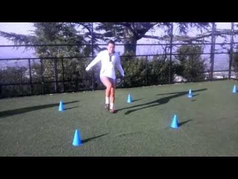 Beast Mode Soccer Phase 2 Footwork Program - YouTube