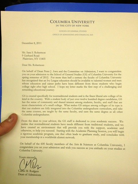 Acceptance Letter Columbia 2 Things To Know About Acceptance Letter Columbia Acceptance Letter Law School Inspiration Lettering