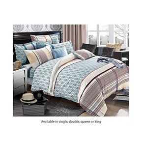 Maine Quilt Cover Set Q