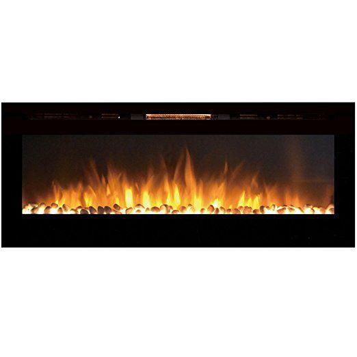 Amazon Com Regal Flame Astoria 60 Pebble Built In Ventless