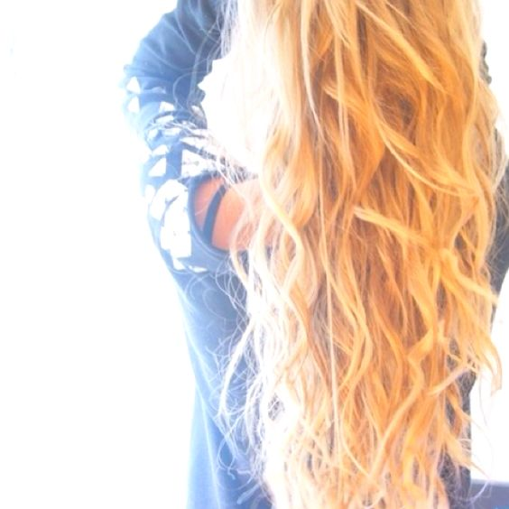 I want her hair <3