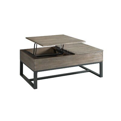 Williston Forge Houser Lift Top Coffee Table In 2020 Lift Top