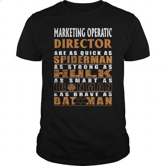 MARKETING OPERATIONS DIRECTOR - BATMAN - #volcom hoodies #kids t shirts. PURCHASE NOW => https://www.sunfrog.com/LifeStyle/MARKETING-OPERATIONS-DIRECTOR--BATMAN-Black-Guys.html?id=60505