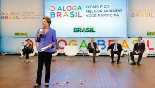 G.H.: Dilma colhe sinais de reação no planeta crise
