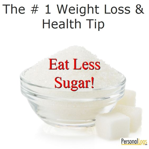 We're talking added sugars (sugar, fructose etc) here, not the natural amounts found in fruits. Track your health & fitness progress in 2015 with a personalized logbook from www.personallogs.com/fitness-log.php