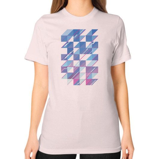 Elevate Unisex T-Shirt (on woman)