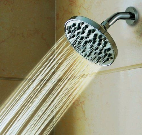 Wantba 6 High Pressure Rainfall Massage Showerhead Showerhead