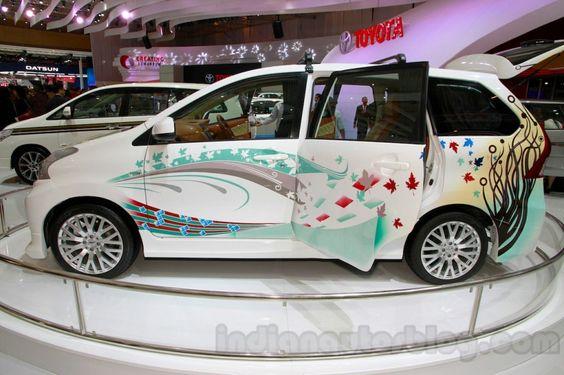 Foto Modifikasi Toyota Avanza Veloz Terbaru 2015 Toyota Mobil Modifikasi Mobil