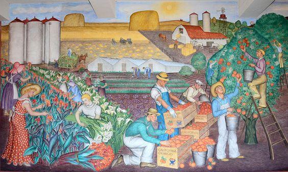 Pinterest the world s catalog of ideas for California mural