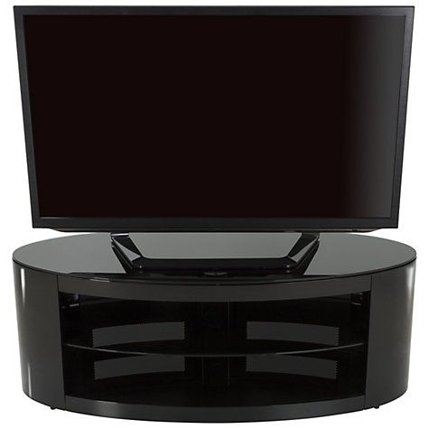 "Buy AVF Affinity Plus Buckingham 1100 TV Stand For TVs Up To 55"", Black Online…"