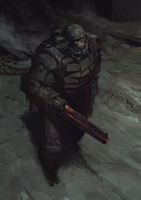 Skull, Yuriy Chemezov on ArtStation at https://www.artstation.com/artwork/skull-59c6751e-89bf-4013-9a89-b1b7ed27685f