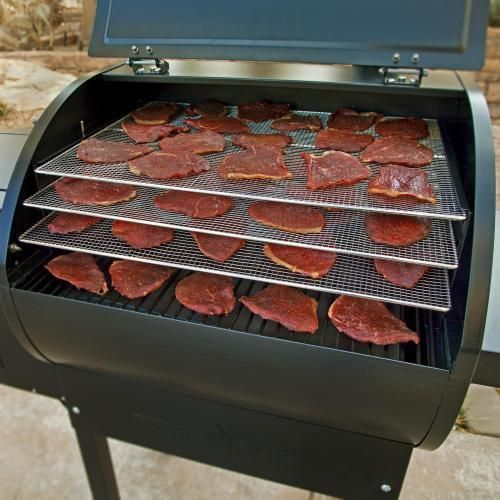 Camp Chef 24 Inch Pellet Grill Jerky Rack Pgjerky Bbqguys Camp Chef Pellet Grill Recipes Smoked Food Recipes