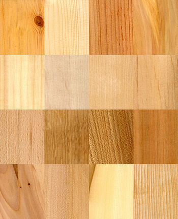 Wooden House Hardwood Floor Types