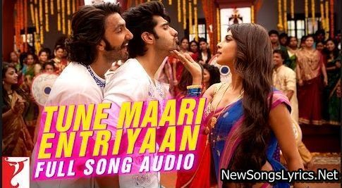 Tune Maari Entriyaan Song Lyrics Songs Song Lyrics Lyrics