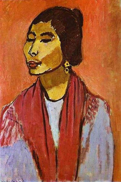 Henri Émile Benoît Matisse  Henri Matisse Pintor francés (Cateau Cambrésis, 1869 - Niza, 1954) Joaquina  óleo 1911
