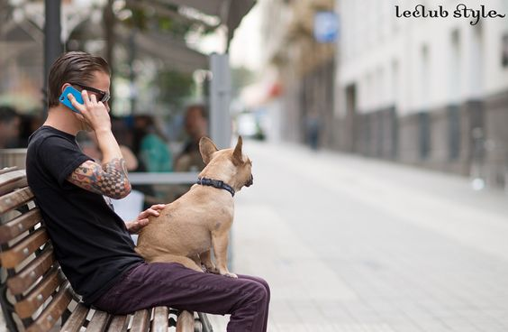 Menswear Street Style by Ángel Robles. Casual outfits and tattoos. On the street, Calle Lutxana, Bilbao.