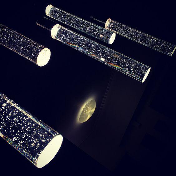 #lights #lamp #cylinder #iPhone | by Tryfon Tobias Pliatsikouris