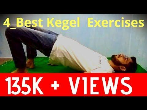 Pelvic Floor Muscles Exercises For Men