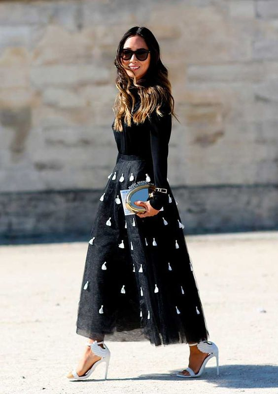 More Paris Fashion Week Street Style, s/s 2015 | Fashion, Trends, Beauty Tips & Celebrity Style Magazine | ELLE UK