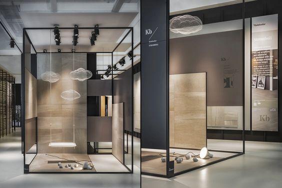 Kale Pavillion at Cersaie 2015 by Paolo Cesaretti, Bologna – Italy » Retail Design Blog