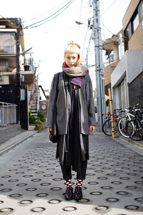 Tokyo Street Fashion Hairstyle Reminds Me Of Yolandi Visser So In Love Asian Style