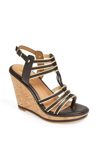 Amazing Sandals Heels Wedges
