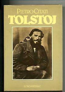 Tolstoj, Pietro Citati (Longanesi, 1983)