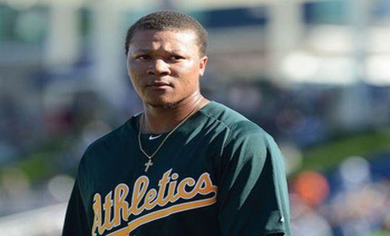 Michael Choice Has Solid MLB Debut
