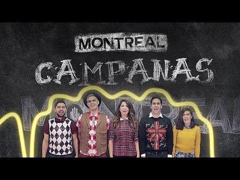 Campanas Montreal Canción De Navidad Youtube Cancion De Navidad Canciones Canciones Navideñas Cristianas