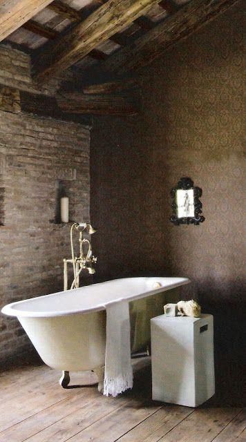 linenandlavender.net: rustieke houten vloeren