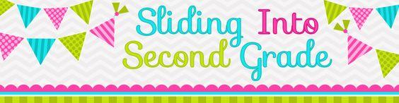 Sliding Into Second Grade