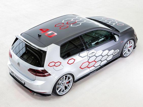 GTI-Treffen 2016: VW Golf GTI Heartbeat | Bild 8 - autozeitung.de