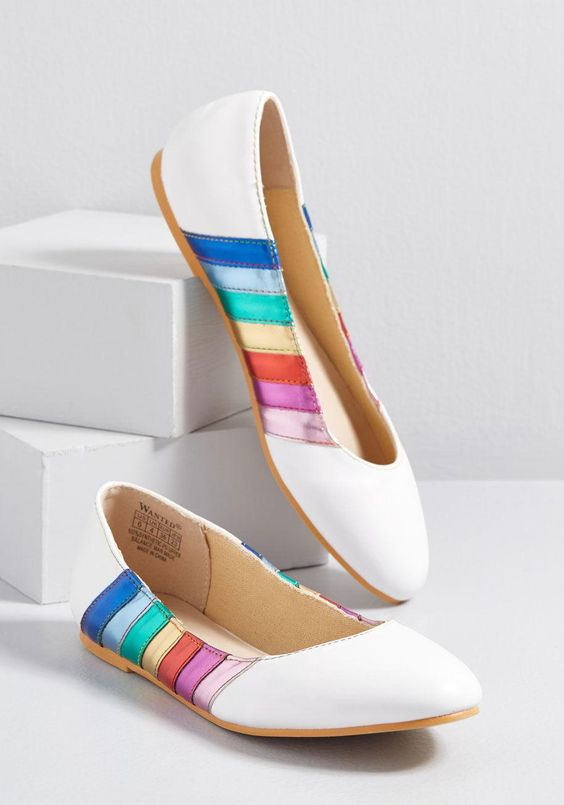 Charming Summer Shoes