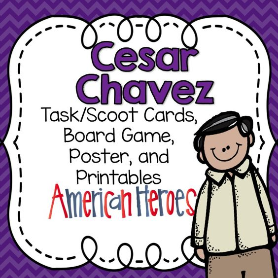 cesar chavez comprehension questions and game boards on pinterest. Black Bedroom Furniture Sets. Home Design Ideas