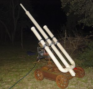 how to make a spud cannon