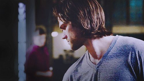 [GIF] 8.20 Pac-Man Fever #S8 #SPNS8 #Supernatural #SamWinchester