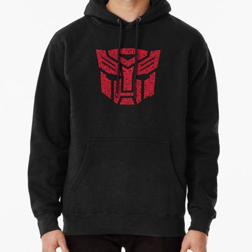 Fun Kids Hoodie Hoodie Autobot Hero Prime Transformers Optimus Comic
