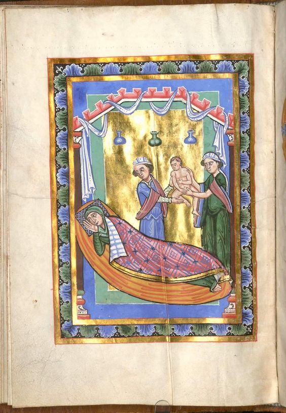 'Passer Evangelistar' German, 1170-80 -