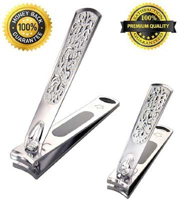 9. KOODER Nail Clippers