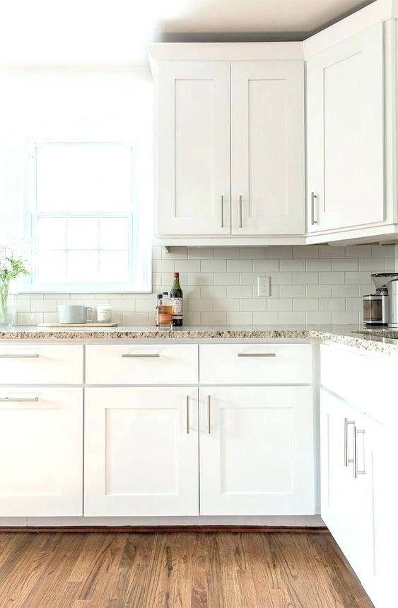 10 Unique Modern Cabinet Pulls Stainless Steel Shaker Style Kitchen Cabinets Simple Kitchen Design Kitchen Cabinet Styles