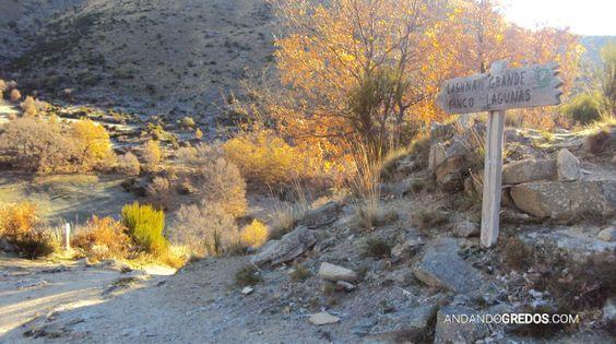 Caminos a la Laguna grande y Cinco lagunas