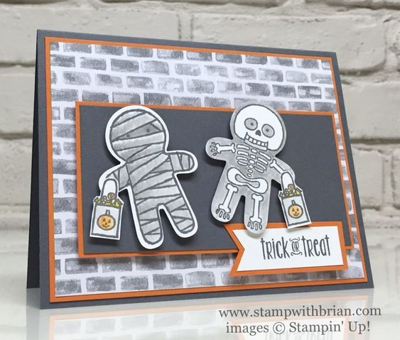 Cookie Cutter Halloween, Spooky Fun, Halloween Night Specialty Designer Series Paper, Brian King
