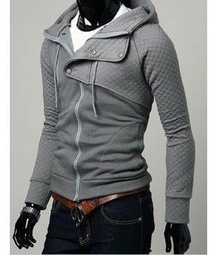 cinza, meu preferido para vestir, sempre