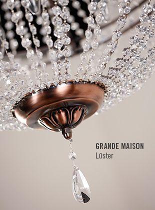 Grande Maison - Dieser #Lüster bringt Ihre #Wohnung zum Leuchten