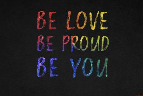 Be Love Be Proud Be You Quotes 4k Wallpaper Be Yourself Quotes
