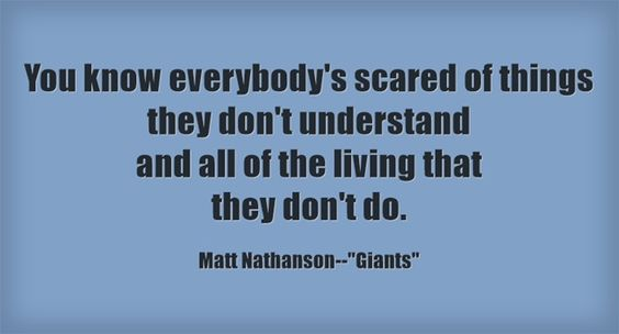 """Matt Nathanson--""""Giants"""" from his new album, Show Me Your Fangs, out October 2."""