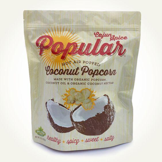 explore popular cajun coconut popcorn and more popcorn bags popcorn ...