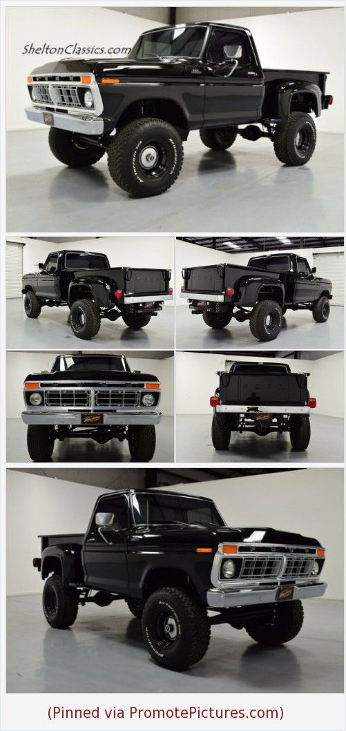 Via 1977 Ford F150 Ranger For Sale 94909 With Images Ford