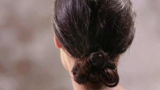 TRESemmé stylist Tyler Laswell shows us how to use 24 Hour Body Foaming Mousse and Climate Control Finishing Spray to create the fun, Braided Bun. Step by step, Tyler shows how to get the look that's perfect for dates, the office, or everyday.